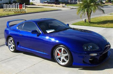 Toyota Supra Mk4 For Sale by Toyota Supra Mk4 For Sale In California At Carolbly