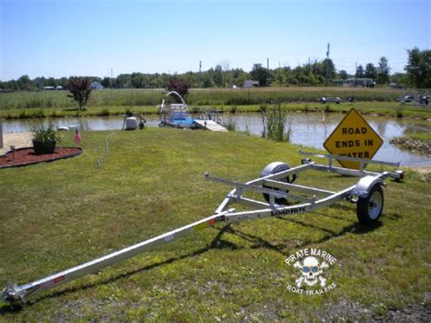 Used Boat Trailers In Ohio by Galvanized 16 Ft Boat Trailer By Load Rite Akron Ohio