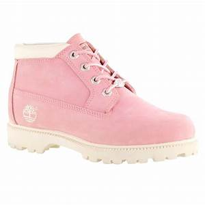 check out b5987 7dd9b Timberland Boots Rosa Damen. timberland 6 inch junior ...