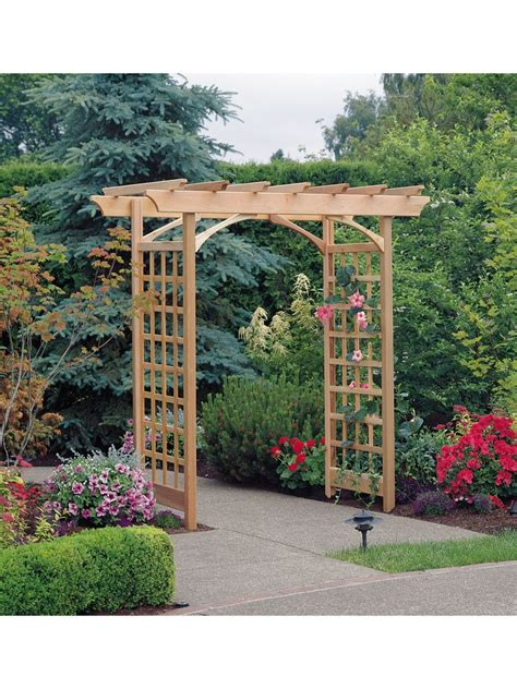 Garden Arch Blueprints by 1249 Best Pergola Pictures Arbors And Trellis Images On