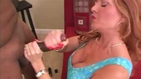Mature Redhead Janet Mason Stroking A Nice Cock Thumbzilla