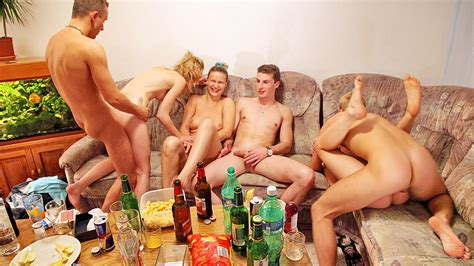 Hardcore Group Fucking At Wild Sex Party Studentsexparties Com
