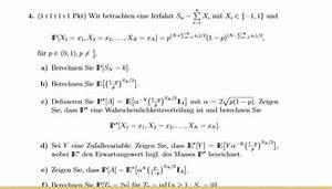 Wahrscheinlichkeit Berechnen : erwartungswert stochastik irrfahrt wahrscheinlichkeit erwartungswert berechnen mathelounge ~ Themetempest.com Abrechnung