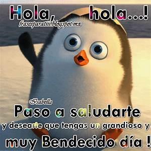 FRASES PARA TI: HOLA, HOLA ver mas... | True & trust on ...