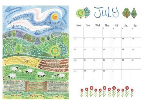 calendar ben hannah dunnett