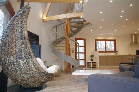 j ai une maison toute ronde am 233 nagement d une maison ronde contemporain nantes par fc design d int 201 rieur