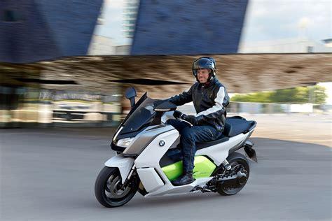 scooter electrique bmw  evolution moto bmw