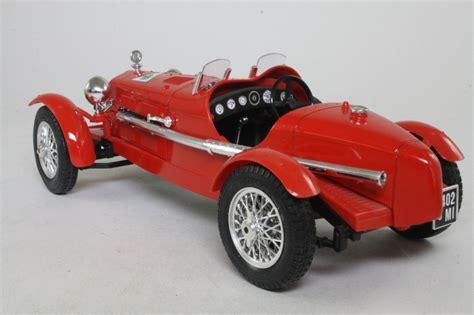 Burago 3014; 1931 Alfa Romeo 8c 2300 Monza; 1