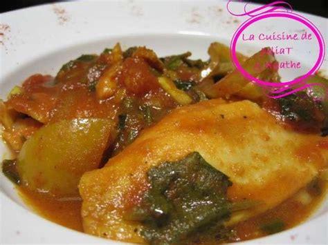 cuisine recette poisson recettes de tajine et tajine de poisson 2