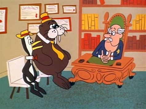 Tennessee Tuxedo And His Tales (1963-1966) Cast And