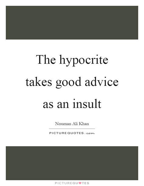 Hypocrite Pic Quotes