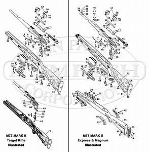 M77 Mkii Varmint Tgt Accessories