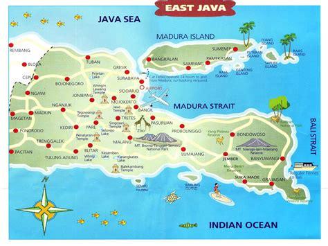 east java   province  indonesia   located