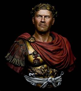 Gaius Julius Caesar By Jason Zhou PuttyPaint