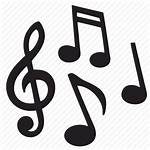 Melody Notes Musical Icons