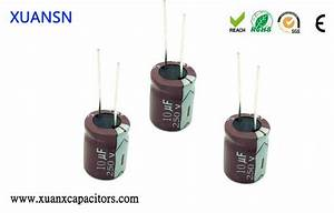 Common Sense Of The Use Of Aluminum Electrolytic Capacitors