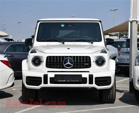 Our comprehensive coverage delivers all you need to know to make an informed car buying decision. MERCEDES-BENZ G63- 2020- WHITE- 3 000 KM- GCC SPECS