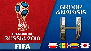 FIFA World Cup 2018 Group H Teams, Schedule, Predictions ...