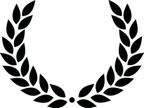 Free Photo Leaves Award Roman Black Victory Laurel Wreath