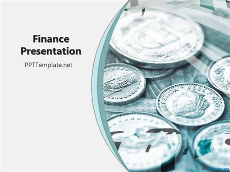 financial  template