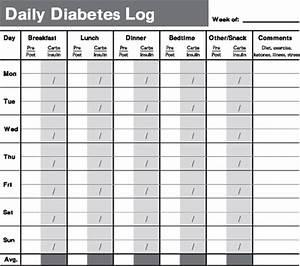 image gallery diabetes logbook With blood sugar log book template