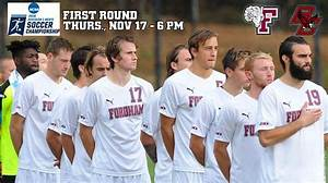 Men's Soccer Faces Boston College in NCAA First Round ...