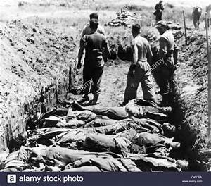 Second World War: German Soldiers, killed in action at the ...