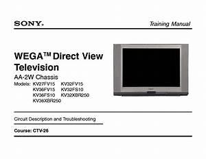 Sony Kv27