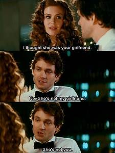 No, She's Not My Girlfriend. She's Not You Quote From ...