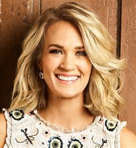 Carrie Underwood Short Hairstyles