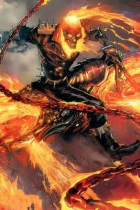 Marvel Comics Ghost Rider