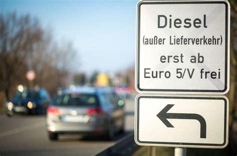 ausnahmegenehmigung diesel stuttgart ende der 220 bergangszeit in stuttgart land lockert