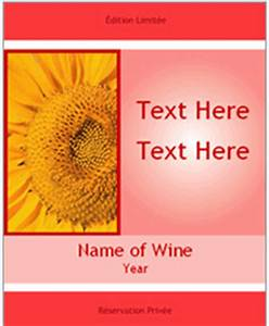 free wine bottle label templates onlinelabelscom blog With design your own wine labels free