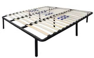 new metal platform bed frame with wood slats in twin full queen king and ca king ebay