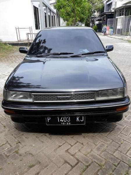 toyota corolla twincam 1 6 tahun 1988 mobilbekas