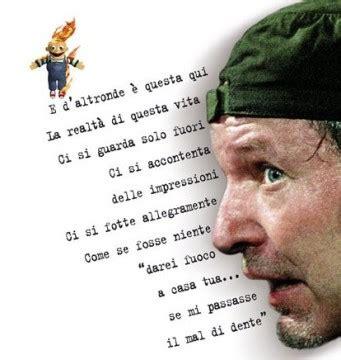 Testo Vivere Senza Te Vasco by Per La Quot Vita Spericolata Quot Basta Poco Parola Di Vasco