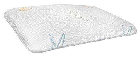 best flat pillow slim sleeper memory foam best flat pillow thin low