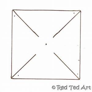 pinwheel template - Red Ted Art's Blog