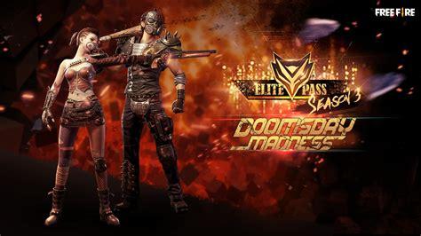 doomsday madness elite pass terbaru   fire