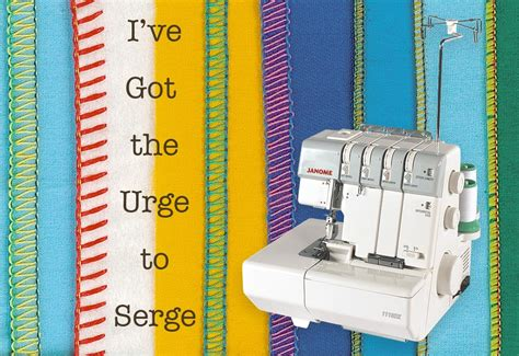 serger sewing introduction to sergers sew4home