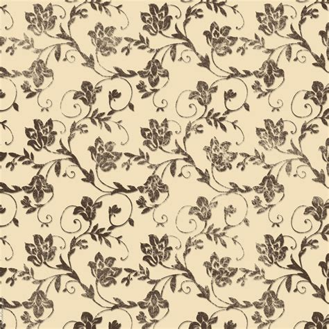 We offer fashion and quality at the best price in a more sustainable way. Vintage Flowers Pattern HD Wallpaper   Estampas, Design de ...