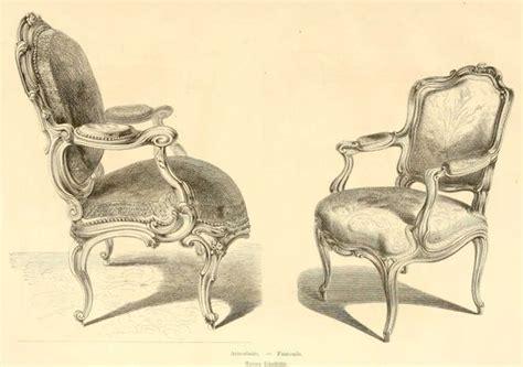 dessin de chaise img dessins meubles mobilier fauteuils jpg meubles