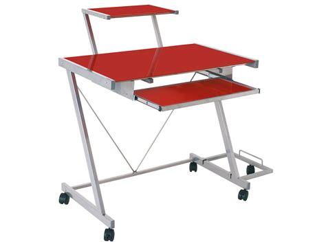 Tür Als Tisch by Computertisch Rot Bestseller Shop F 252 R M 246 Bel Und