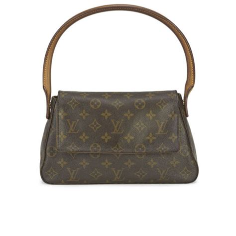 louis vuitton mini looping bag monogram  uk