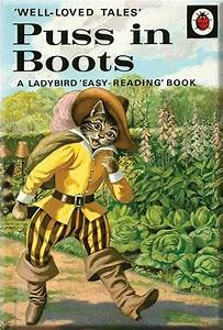Puss In Boots By Charles Perrault Slap Happy Larry