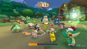 pokemon game pokepark 2 wii images