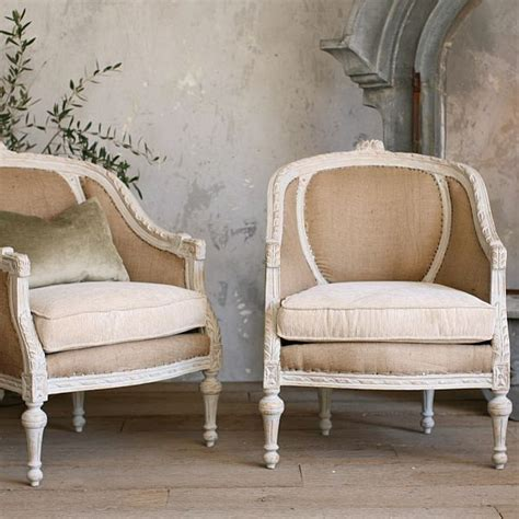 Sessel Vintage Stil by Two Stylish Louis Xvi Style Chairs