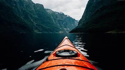 Travel Canoe 5k Scandinavia 4k Europe Resolution