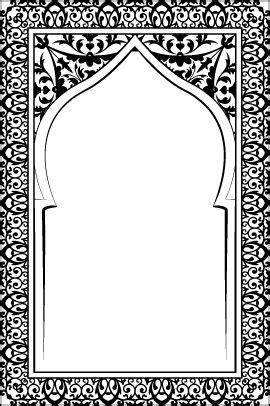 stickers muraux chambre bébé sticker mural porte orientale déco arabesque