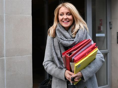 Brexiteer ex-minister Esther McVey posts string of furious ...